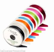 25mm Wide Satin Ribbon